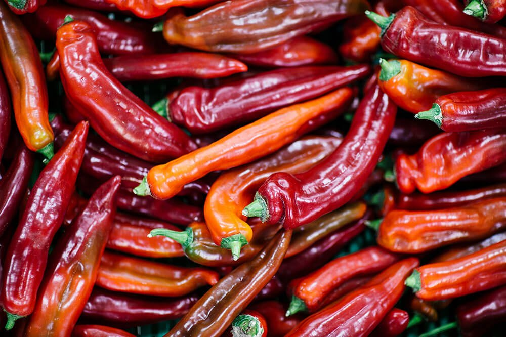 Image of Pepper being produced